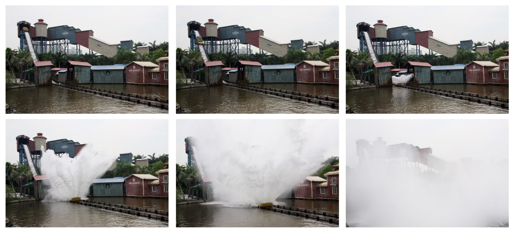 HappyValley_Water_Series_00_Compilation.jpg - Shenzhen: Happy valley is a fun park...
