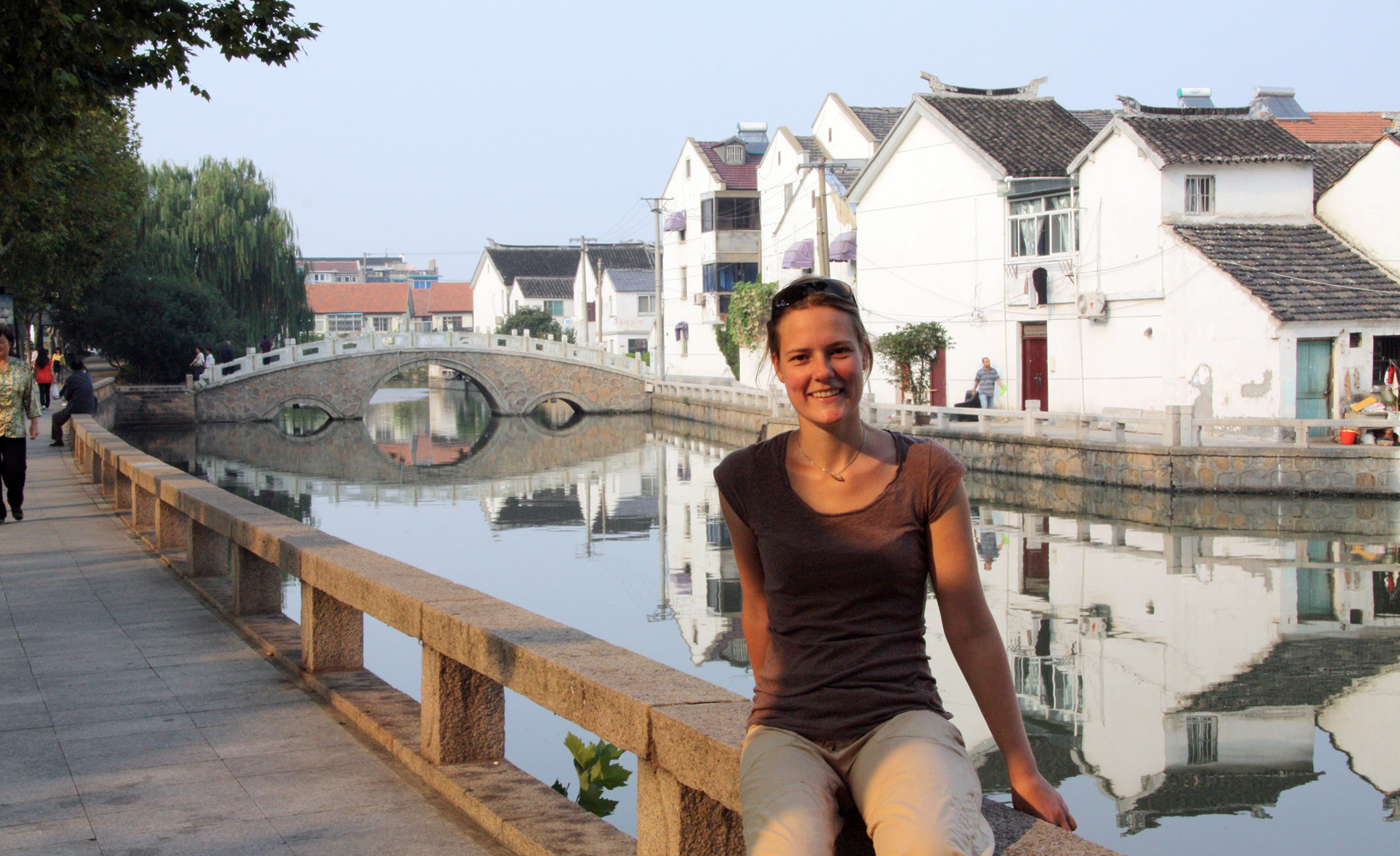 Streets_Water_Silja_01.jpg - Suzhou: A canal, and Silja... Kind of little Venice...